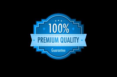 100 Premium Quality